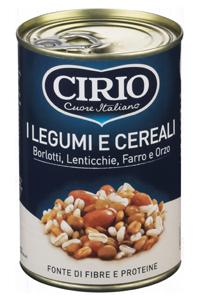 Legumi & Cereali