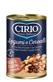 Legumi e Cereali Senza Glutine