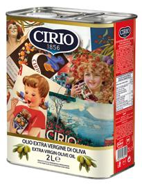 Olio Extra Vergine di Oliva - Latta Vintage