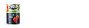 Ciliegini di Puglia Cirio - formati disponibili