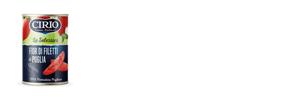 Fior di Filetti di Puglia Cirio - formati disponibili