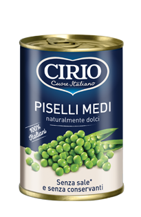 I Piselli (Medi, Fini)