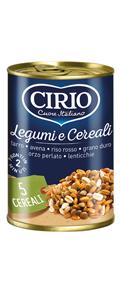 Legumi e Cereali 5 Cereali