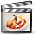 Cacciatora di pollo in concassé cubettata e olive toscanelle
